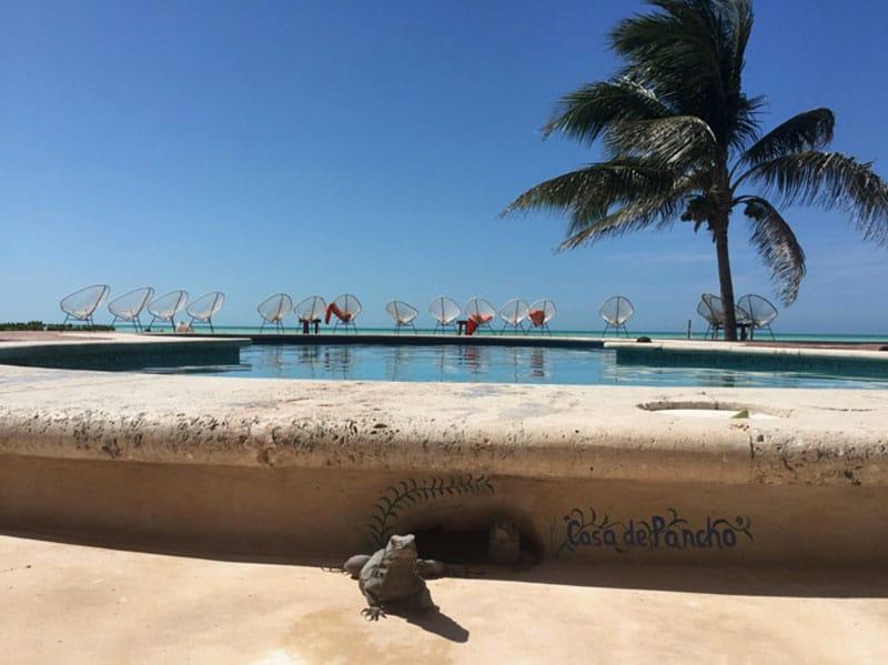 Hotel Holbox Mexiko Yucatan - Reiseblog Bravebird