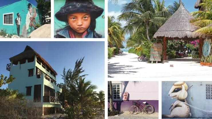 Paradies Holbox Karibik