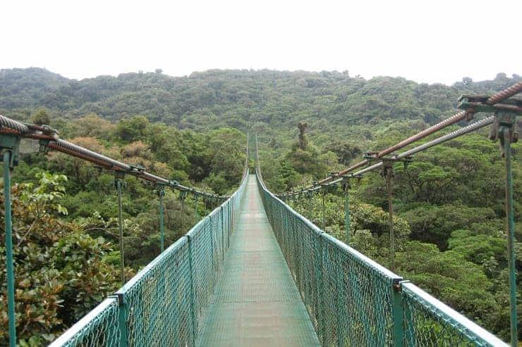 Costa Rica Reiseziel
