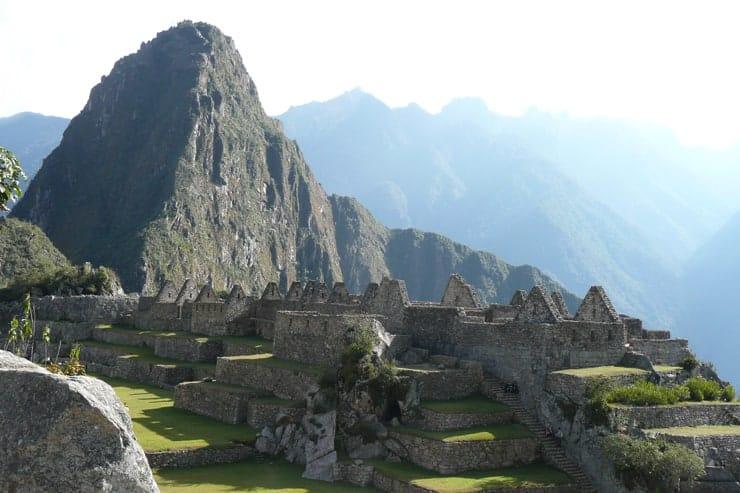 Machu Picchu Abenteuer Alleine