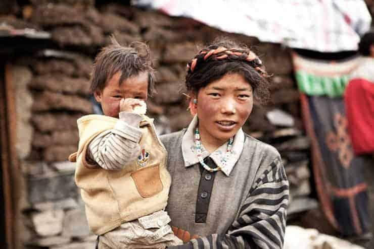 Tibet Abenteuerreise Alleine
