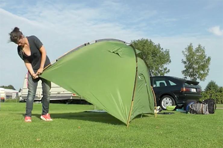 Camping Zelten Blog