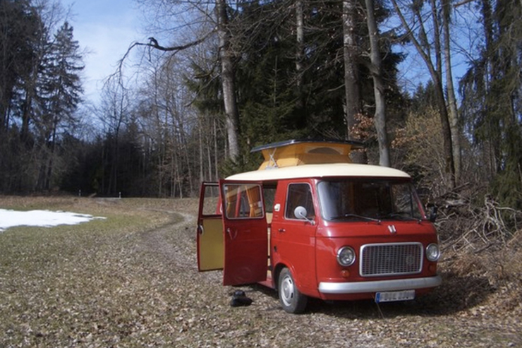 Fiat 238 Blog