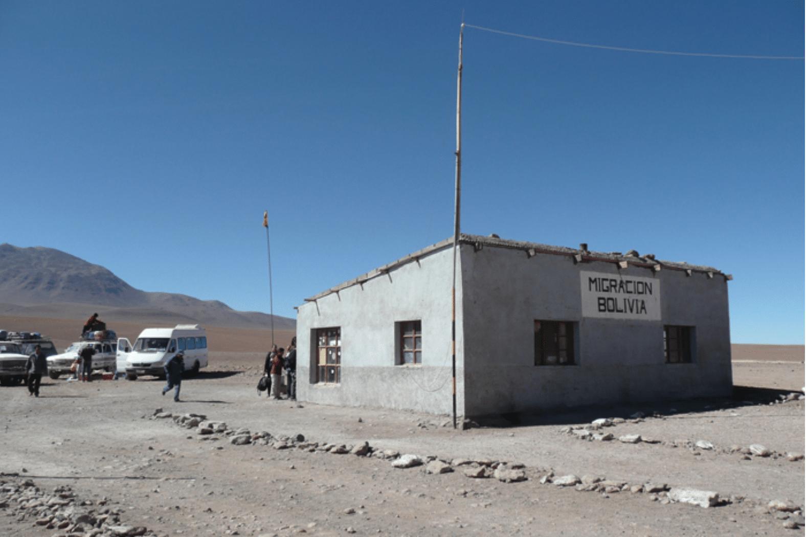 San Pedro de Atacama Migracion Bolivien