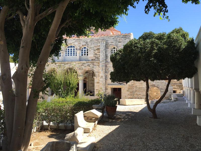 Reiseblog Bravebird - Griechenland Insel Paros - Parikia Sightseeing