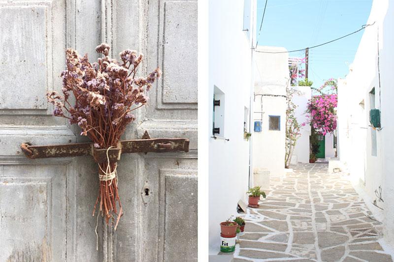 Reiseblog Bravebird - Griechenland Insel Paros - Parikia Sightseeing - Restaurants