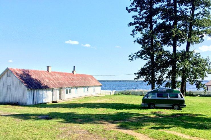 Laneela Village Campingplatz am Meer