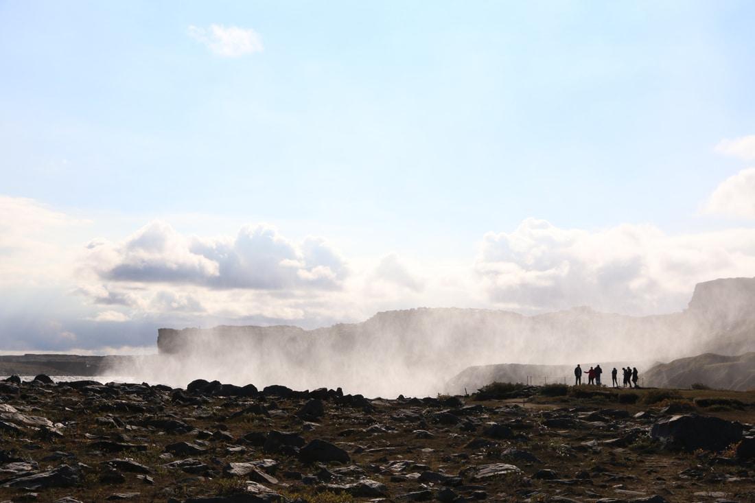 Island Wasserfall Reisetipps