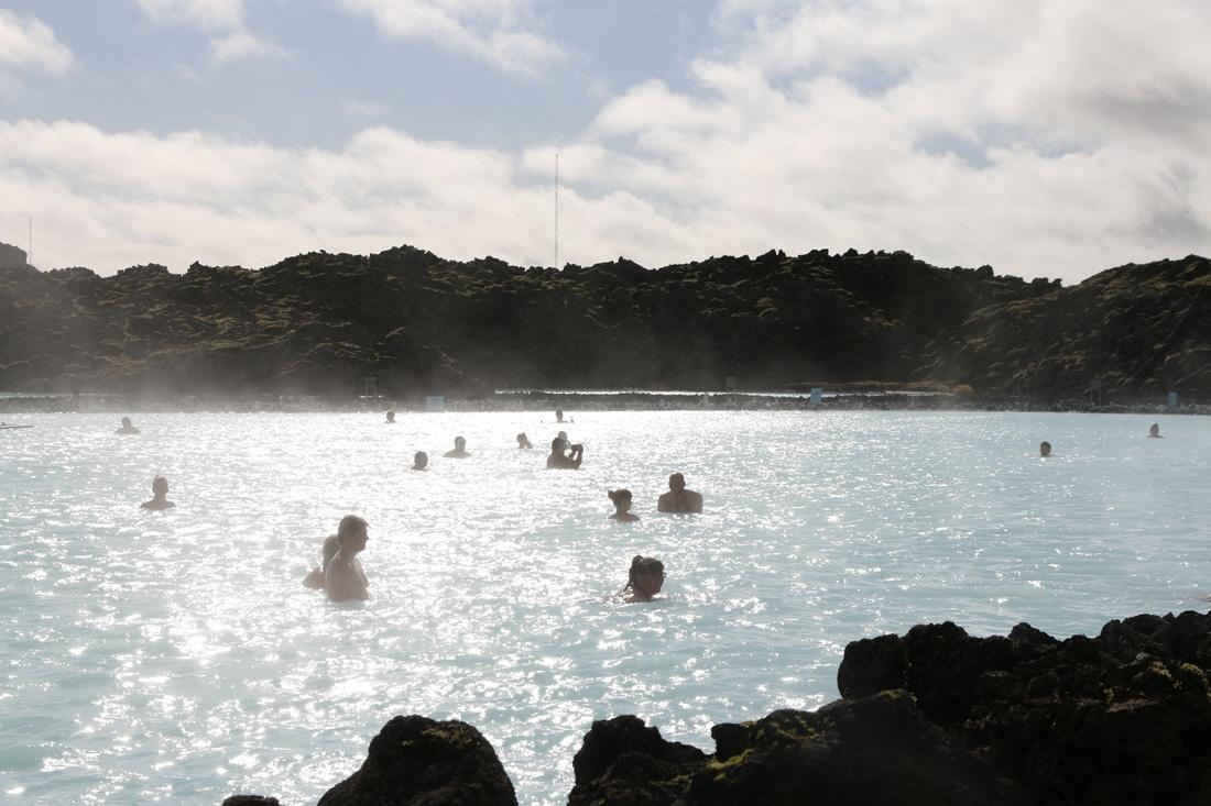 Reykjavik Blue Lagoon Blaue Lagune Reiseblog Bravebird
