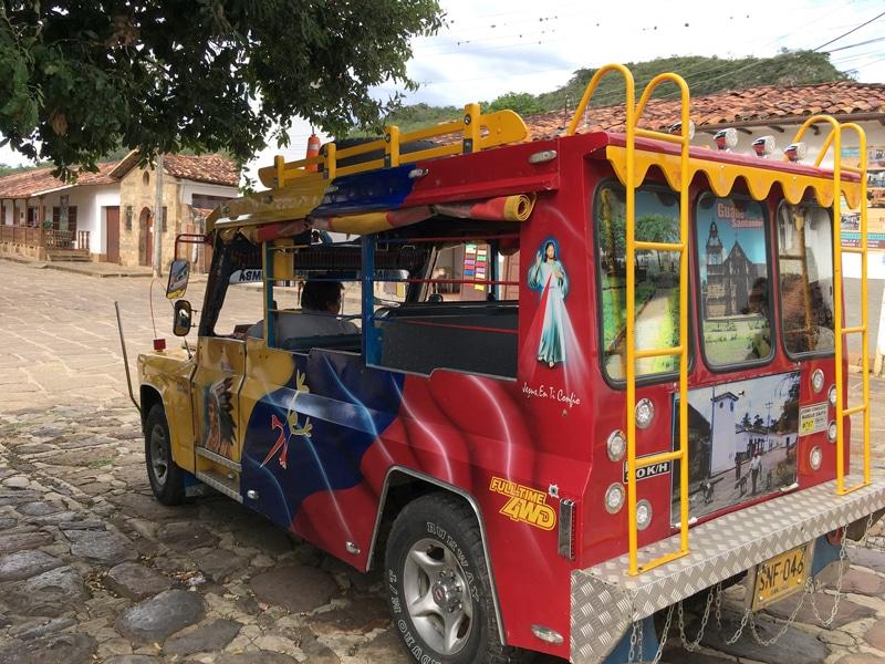 Barichara Dorf in Kolumbien - Reiseblog BRAVEBIRD