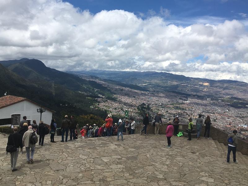 Bogota Sightseeing - Reiseblog Bravebird