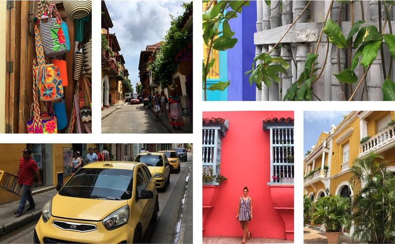 Cartagena in Kolumbien - Rundreise - Reiseblog Bravebird