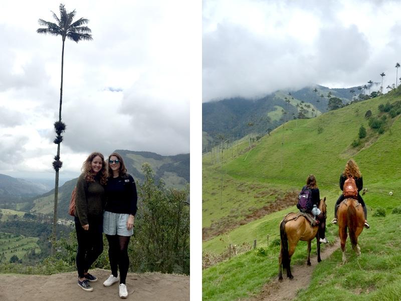 Backpacking in der Kaffeeregion in Kolumbien - Rundreise Backpacking - Reiseblog Bravebird