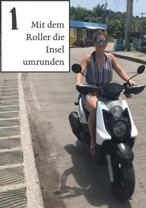 Providencia Reisetipp 1 - Roller mieten - Reiseblog Bravebird