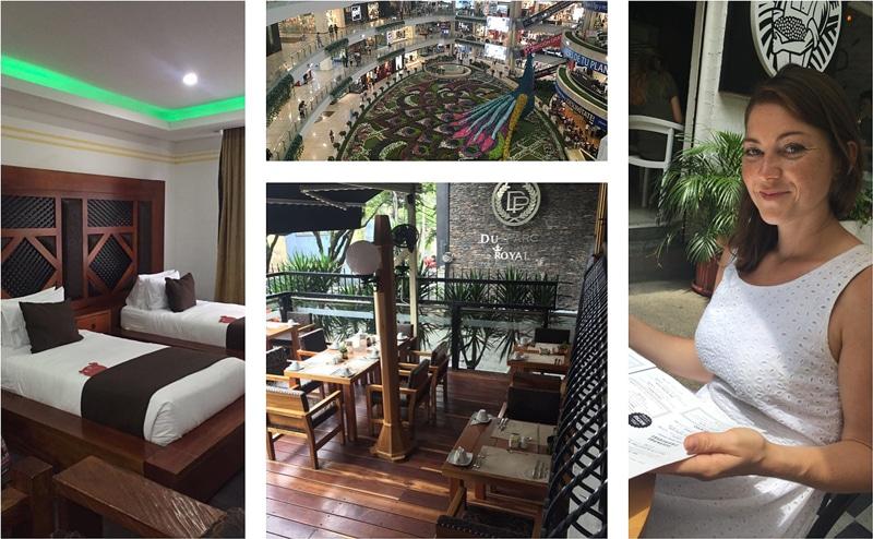 Medellin Kolumbien - Hotel Parc Royal - Reiseblog BRAVEBIRD
