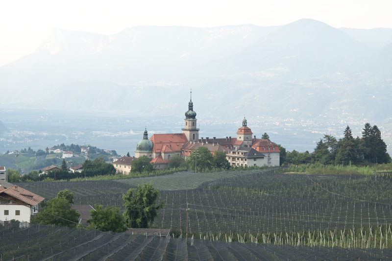 Dorf Tirol in Südtirol - Reiseblog Bravebird