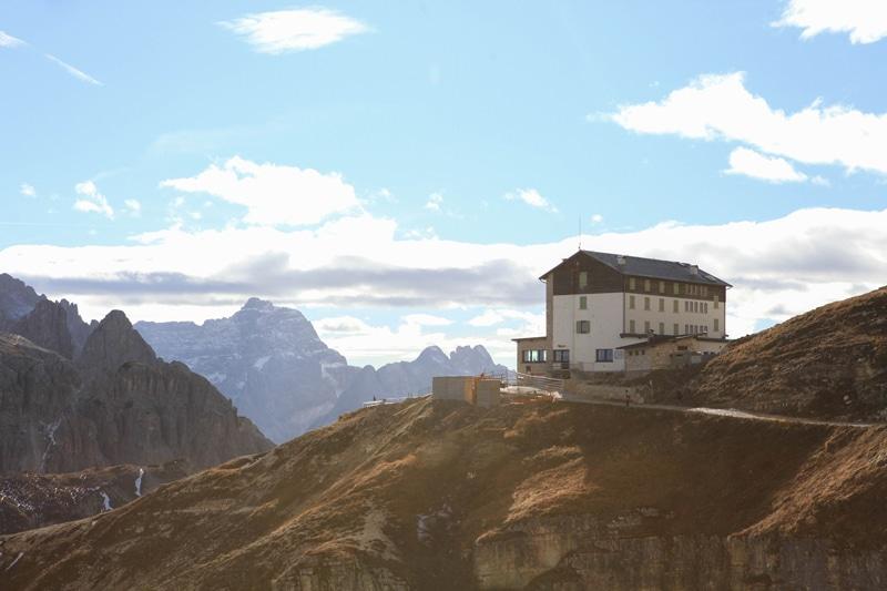 Rundreise Südtirol Drei Zinnen Nationalpark - Übernachten mit Wohnmobil oder Camper - Reiseblog Bravebird