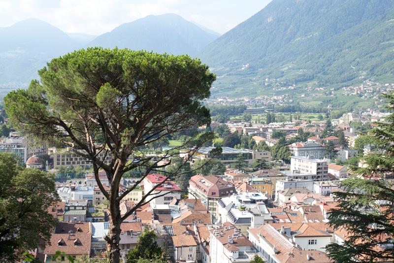 Meran in Südtirol - Reiseblog Bravebird