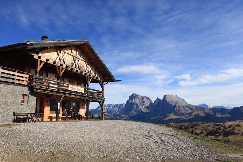 Seiser Alm im Herbst - Südtirol Italien - Reiseblog Bravebird