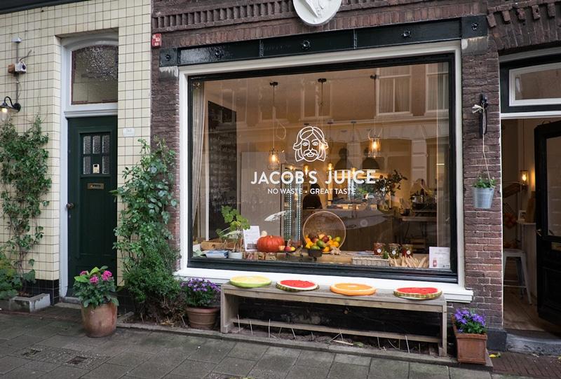 Amsterdam Jacobs Juice - Reiseblog Bravebird