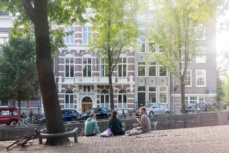 Amsterdam Pizza Via - Grachtenviertel - Reiseblog Bravebird