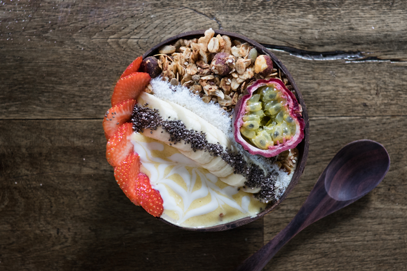 Amsterdam Rainbowls - Vegan Food - Reiseblog Bravebird