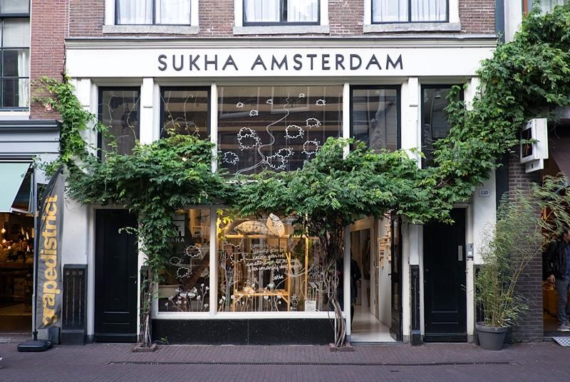 Amsterdam Shopping - Sukha Shop - Reiseblog Bravebird