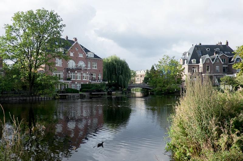 Amsterdam Vondelpark - Reiseblog Bravebird