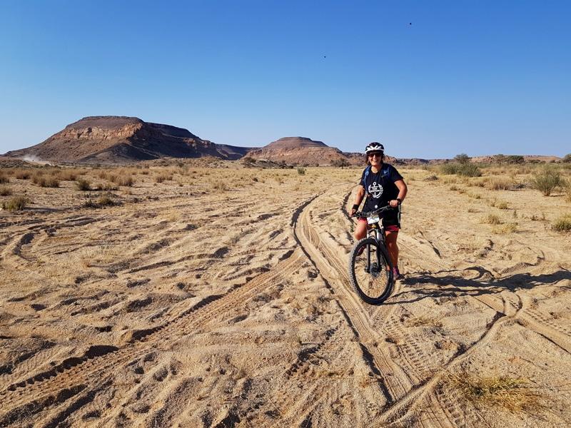 Südliches Afrika und Namibia Mountainbike Tour durch die Wüste - Reiseblog Bravebird