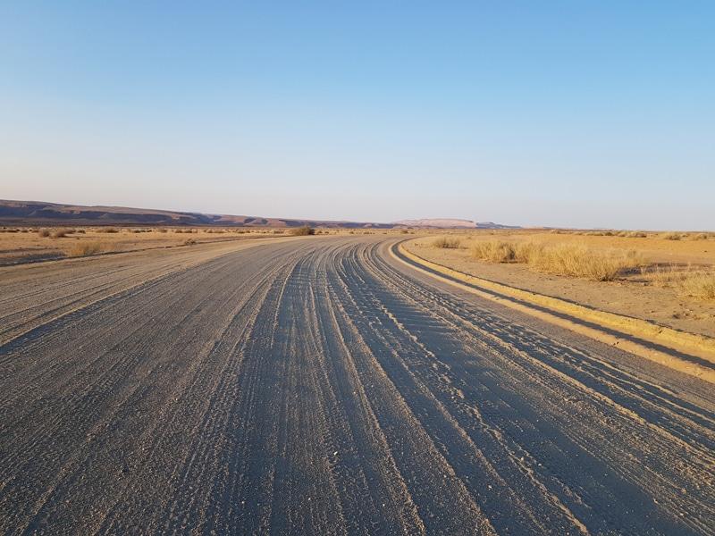 Namibia mit dem Mountainbike - Ai Ais Nationalpark - Reiseblog Bravebird