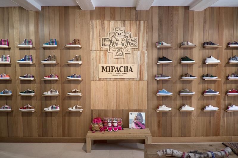 Shop Mipacha in Amsterdam - Nachhaltige Schuhe - Reiseblog Bravebird