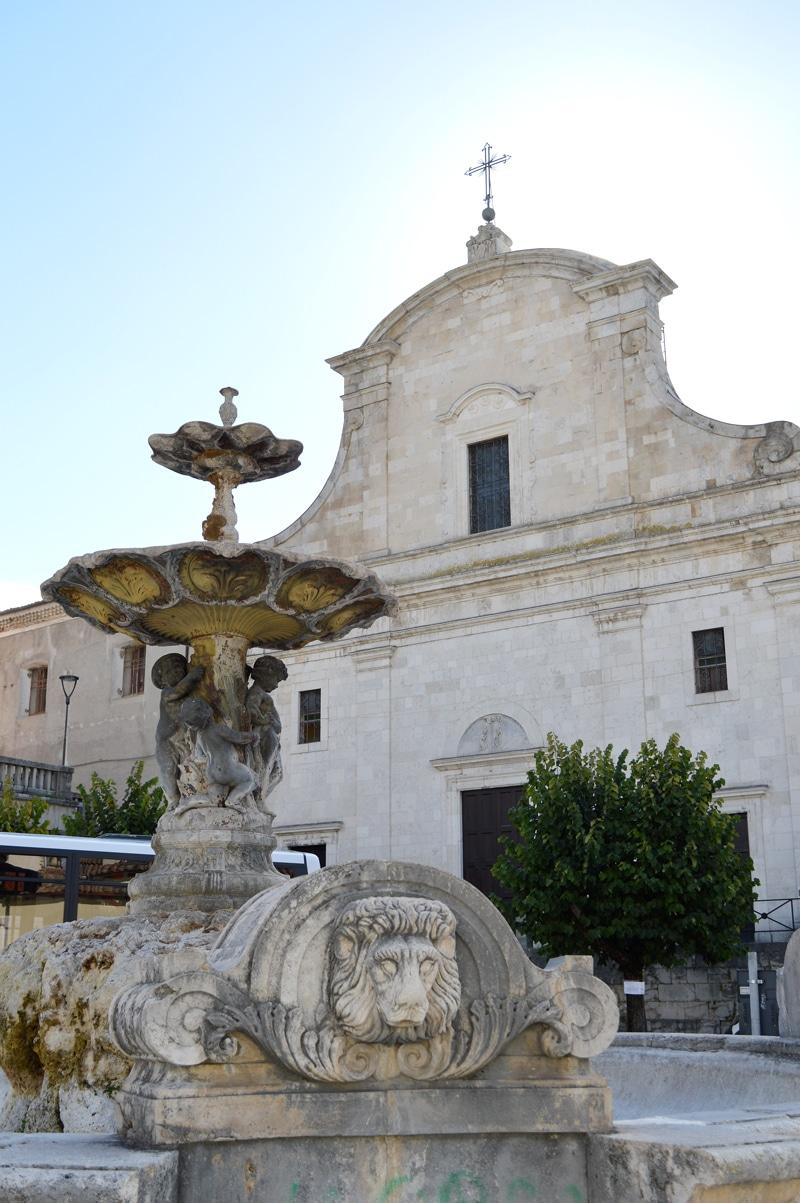 Abruzzen Castel di Sangro - Reiseblog Bravebird