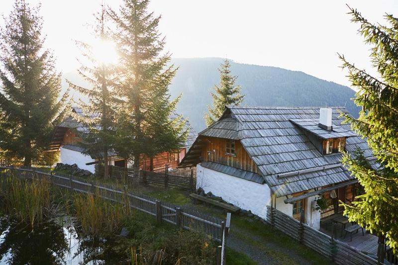 Österreich Kärnten - Almdorf Seinerzeit - Reiseblog Bravebird