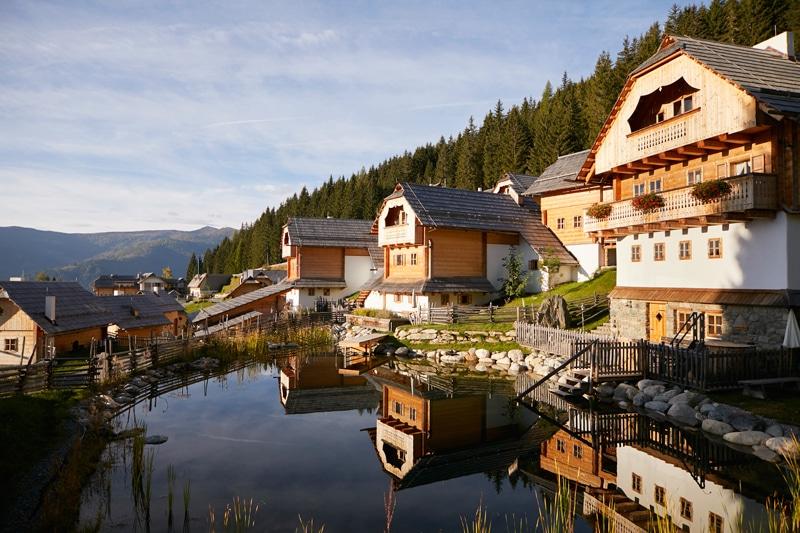 Almdorf Seinerzeit in Kärnten - Urlaub in Österreich - Reiseblog Bravebird