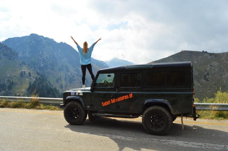 Jeep Safari auf Kreta - Chania Griechenland - Reiseblog Bravebird