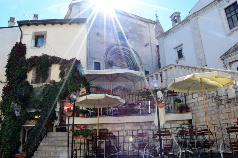 Pescocostanzo Abruzzen Rundreise Italien - Reiseblog Bravebird