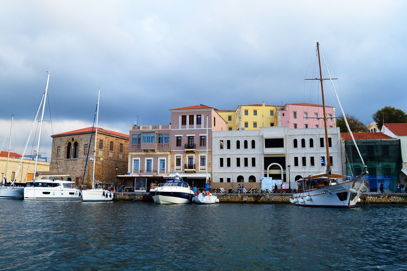 Sunset Trip Sonnenuntergang - Chania Kreta - Reiseblog Bravebird