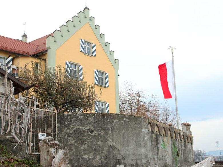 Halbinsel Wasserburg - Rundreise Süddeutschland - Reiseblog Bravebird