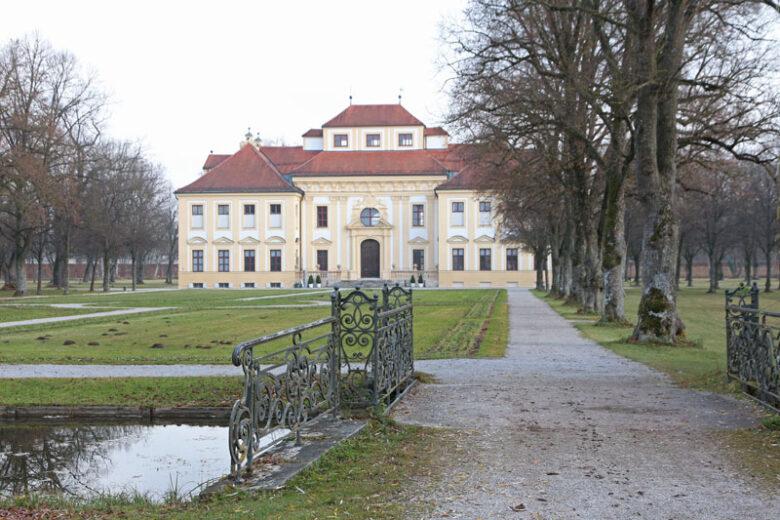 München - Schloss Lustheim - Reiseblog Bravebird