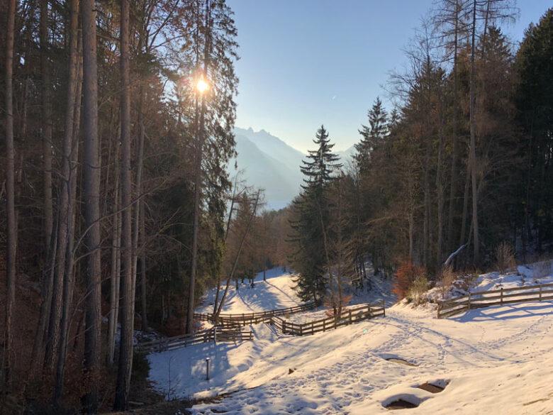 Klobenstein in Südtirol - Winterurlaub in Südtirol - Reiseblog Bravebird