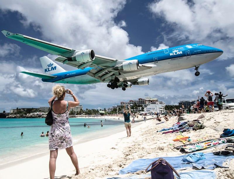 Flugzeug Abneigung - Reiseblog Bravebird