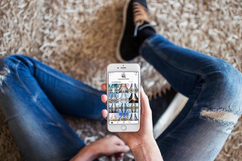 Instagram Hype - Reiseblog Bravebird