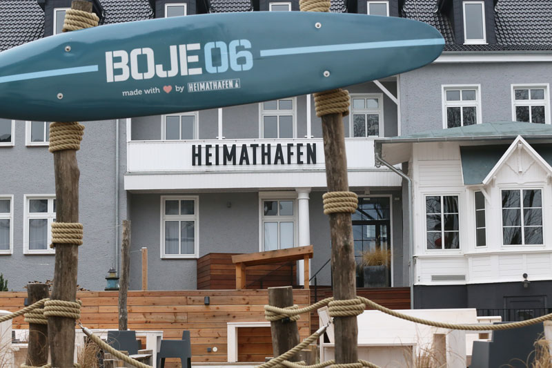Hotel Heimathafen Usedom - Reiseblog Bravebird