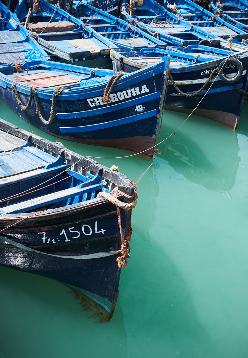 Essaouira Hafen - Marokko Reisebericht - Reiseblog Bravebird