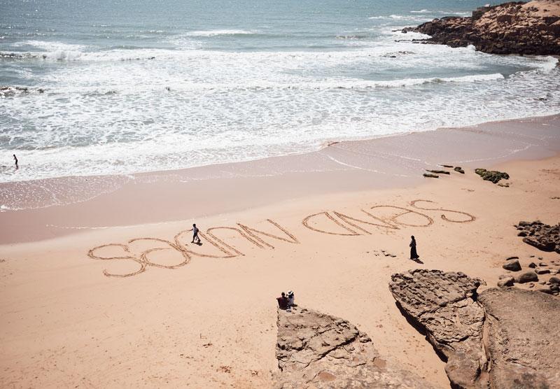 Imsouane Marokko - Strand und Surfen - Reiseblog Bravebird