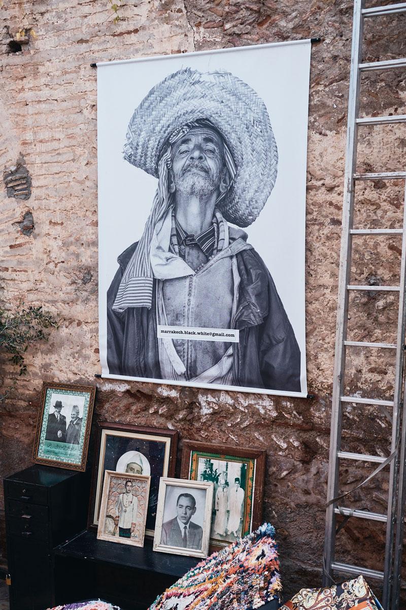 Farbenfrohes Marrakesch - Shopping in der Altstadt - Reiseblog Bravebird