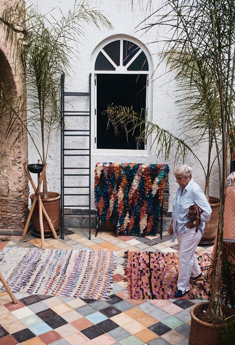 Marokko Reise - Marrakesch Shopping - Reiseblog Bravebird