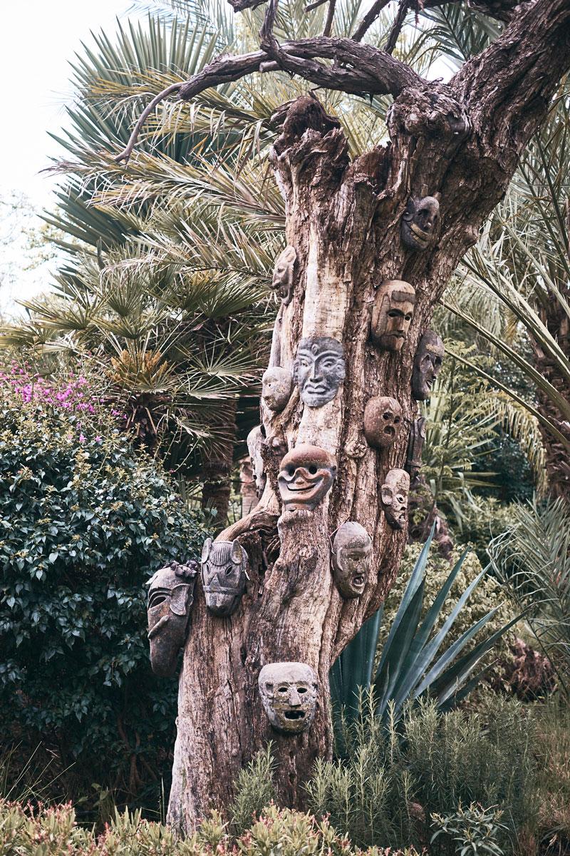 Anima Garden in Marrakesch - Skulpturen Garten - Reiseblog Bravebird