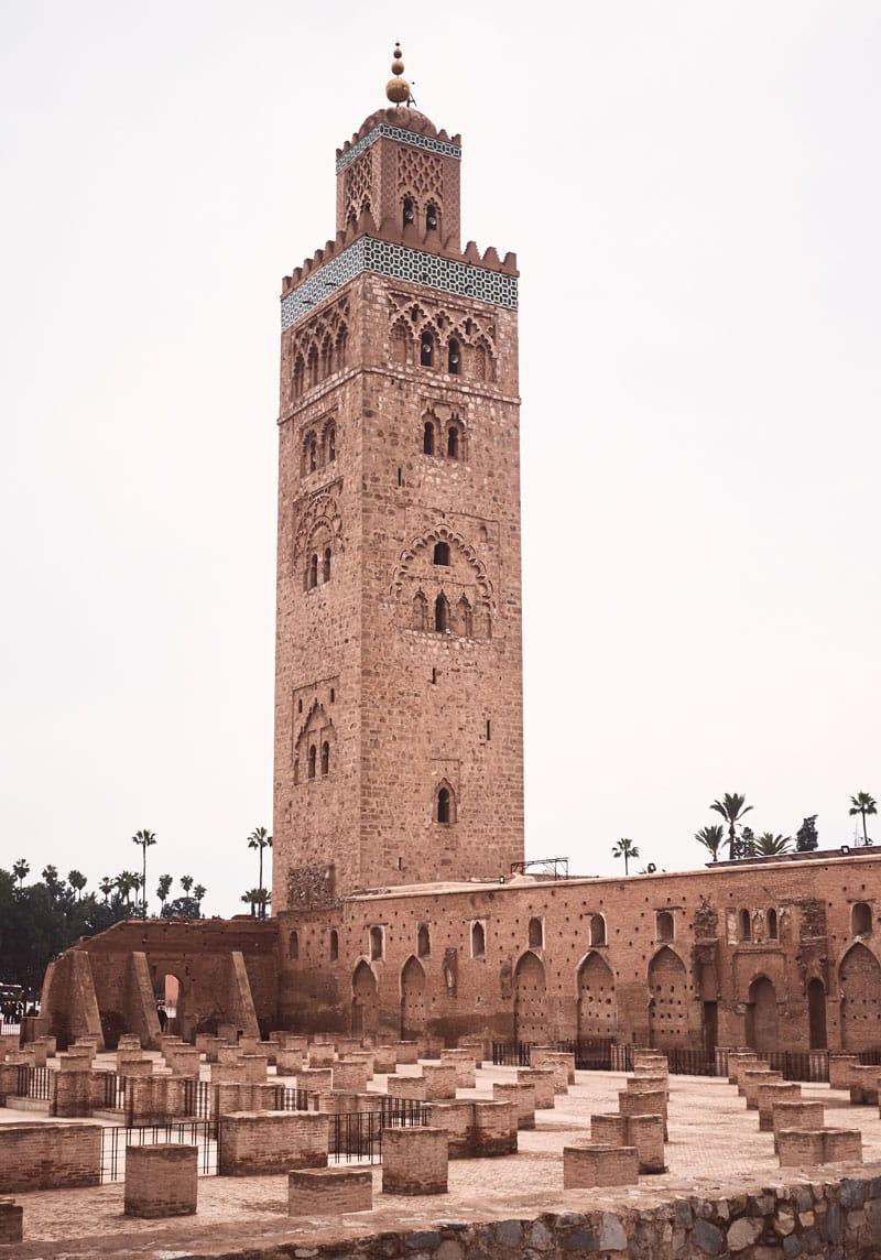 Rotes Marrakesch - Reisetipps für Marokko - Reiseblog Bravebird