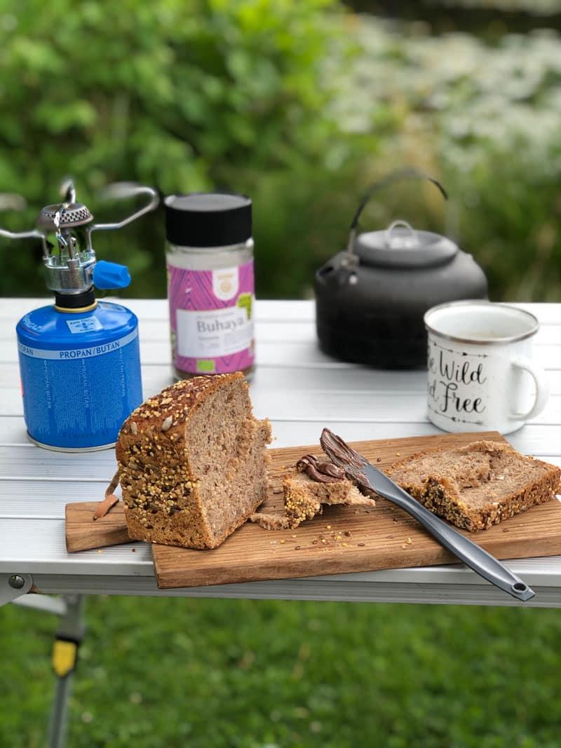 Camper Frühstück - Reiseblog Bravebird